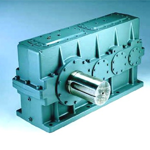 Model 99100 Triple Reduction Base Type Gear Drive