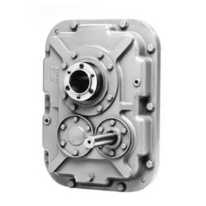 107TR Series Shaft Mount Gear Drive 25:1 Ratio